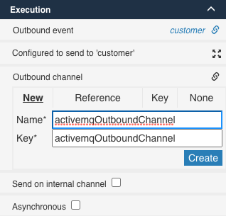 ActiveMQ Outbound Channel